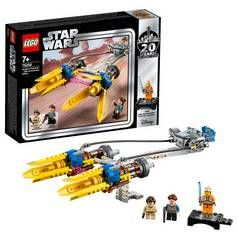 LEGO Star Wars Anakin Podracer 20th Anniversary Set - 75258 Best Price, Cheapest Prices
