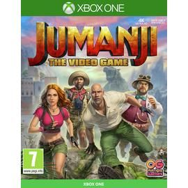 Jumanji: The Video Game Xbox One Best Price, Cheapest Prices