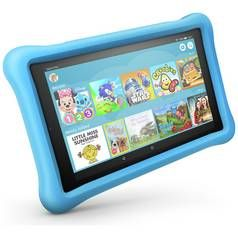 Amazon Fire 8 Kids Edition 8 Inch 32GB Tablet - Blue Best Price, Cheapest Prices