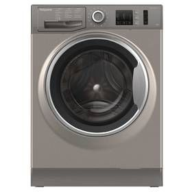 Hotpoint NM10844GS 8KG 1400 Spin Washing Machine - Graphite Best Price, Cheapest Prices