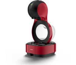 DOLCE GUSTO by Krups Lumio KP130540 Coffee Machine - Red Best Price, Cheapest Prices