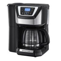 Russell Hobbs 22000 Grind and Brew Bean-to-Cup Coffee Maker in Black