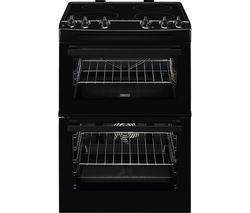 ZANUSSI ZCI66050BA 60 cm Electric Induction Cooker - Black Best Price, Cheapest Prices