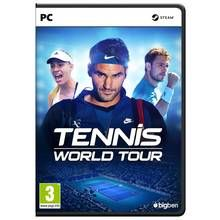 Tennis World Tour PC Game Best Price, Cheapest Prices