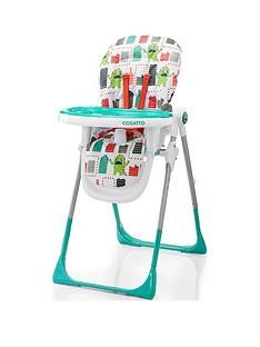 Cosatto Noodle Supa Highchair - Monster Arcade Best Price, Cheapest Prices