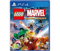 PS4 LEGO Marvel Superheroes Best Price, Cheapest Prices