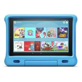 Amazon Fire 10 HD Kids Edition 32GB Tablet - Blue Best Price, Cheapest Prices