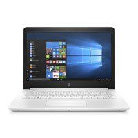 """14"""" HP 14-bp060sa, White, HD, i3-6006U, 4GB DDR4, 500GB HDD, Intel HD Graphics 520, USB Type-C, Win10, Refurbished Best Price, Cheapest Prices"""