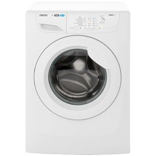 Zanussi Lindo300 ZWF81460W 8Kg Washing Machine with 1400 rpm - White - A+++ Rated Best Price, Cheapest Prices