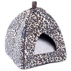 Petface Leopard Print Cat Igloo Best Price, Cheapest Prices