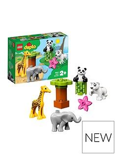 LEGO Duplo 10904 Baby Animals Best Price, Cheapest Prices