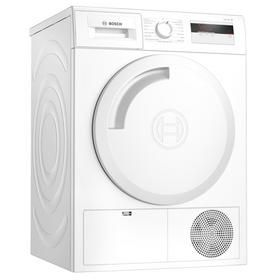 Bosch WTH84000GB 8KG Heat Pump Tumble Dryer - White Best Price, Cheapest Prices