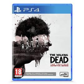 The Walking Dead: The Telltale Definitive Series PS4 Game Best Price, Cheapest Prices