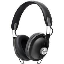 Panasonic RP-HTX80BE Wireless Over-Ear Headphones - Black Best Price, Cheapest Prices