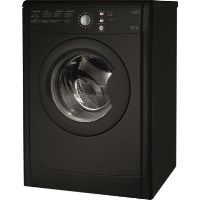 INDESIT IDVL75BRK 7kg Freestanding Vented Tumble Dryer - Black Best Price, Cheapest Prices