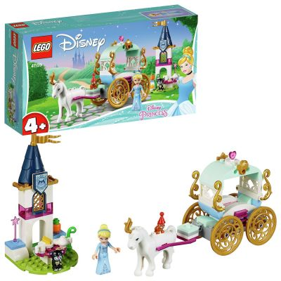 LEGO Disney Princess Cinderella Carriage - 41159 Best Price, Cheapest Prices