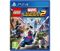PS4 LEGO Marvel Super Heroes 2 Best Price, Cheapest Prices