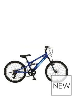 Falcon Falcon Cobalt 20 inch Full Suspension Bike Best Price, Cheapest Prices