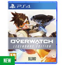 Overwatch Legendary Edition PS4 Game Best Price, Cheapest Prices