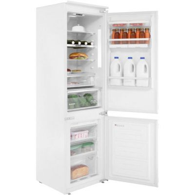 Hoover BHBF172NUK Integrated 70/30 Frost Free Fridge Freezer with Sliding Door Fixing Kit - White - A+ Rated Best Price, Cheapest Prices