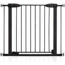 Dreambaby Boston Safety Gate With Extensions - Black
