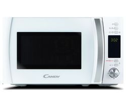 CANDY CMXW 20DW-UK Compact Solo Microwave - White Best Price, Cheapest Prices