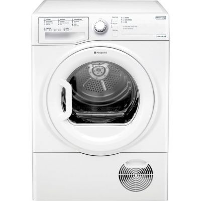 Hotpoint TCFS83BGP 8Kg Condenser Tumble Dryer - White - B Rated Best Price, Cheapest Prices