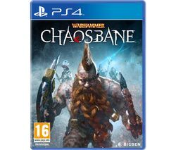 PS4 Warhammer Chaosbane Best Price, Cheapest Prices