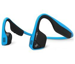 AFTERSHOKZ Trekz Titanium Wireless Bluetooth Headphones - Ocean Blue Best Price, Cheapest Prices