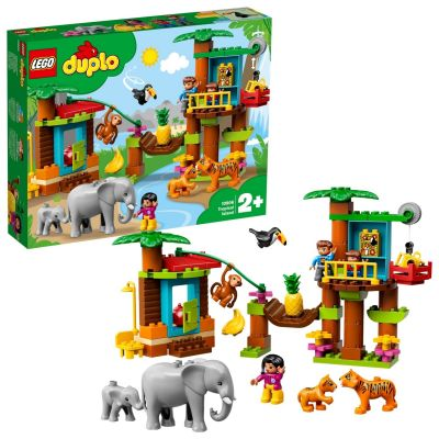 LEGO DUPLO Tropicals Island Playset - 10906 Best Price, Cheapest Prices