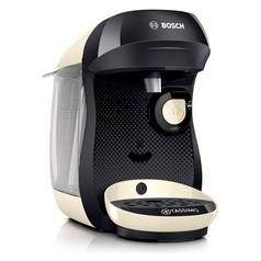 Tassimo by Bosch Happy Pod Coffee Machine - Cream Best Price, Cheapest Prices