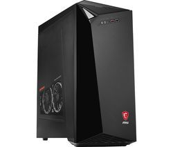 MSI Infinite 8RA Intel® Core™ i5 GTX 1050 Gaming PC - 2 TB HDD, Black Best Price, Cheapest Prices