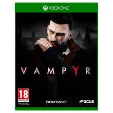 Vampyr Xbox One Game Best Price, Cheapest Prices
