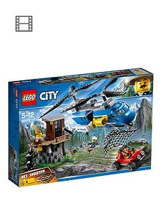 LEGO City 60173 Police Mountain Arrest Best Price, Cheapest Prices