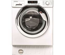 HOOVER HBWM914SC Integrated 9 kg 1400 Spin Washing Machine Best Price, Cheapest Prices