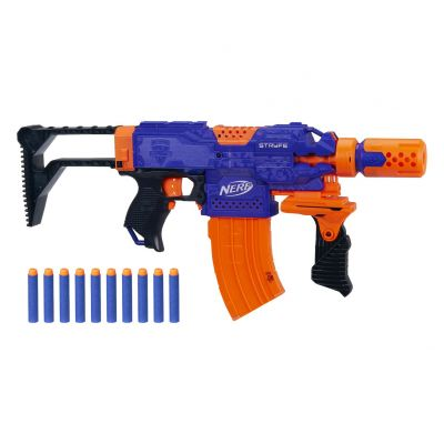 Nerf Elite Stryfe CQ-10 Blaster Best Price, Cheapest Prices