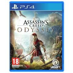 Assassin's Creed Odyssey PS4 Game Best Price, Cheapest Prices
