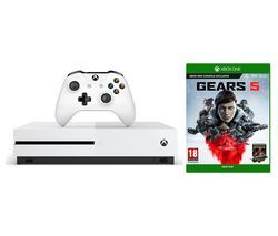 MICROSOFT Xbox One S 1 TB & Gears 5 Bundle Best Price, Cheapest Prices