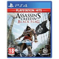 Assassins Creed Black Flag PS4 Hits Game Best Price, Cheapest Prices