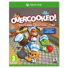 Overcooked Gourmet Edition Xbox One Game Best Price, Cheapest Prices
