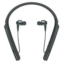 Sony WI-1000X Wireless Noise Cancelling Headphones - Black Best Price, Cheapest Prices