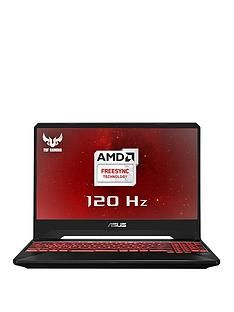 Asus ASUS TUF Gaming FX505DY-AL006T AMD Ryzen 5 8GB RAM 1TB54R + 256GB PCIE SSD 15.6in 120Hz PC Gaming Laptop AMD 4GB Dedicated Graphics RX560 4GB Black Best Price, Cheapest Prices