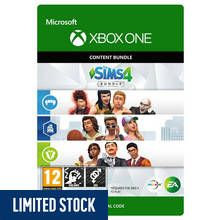 The Sims 4 Bundle Expansion Pack Xbox One Best Price, Cheapest Prices