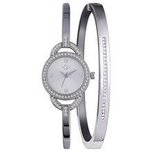 Spirit Ladies' Stone Set Watch and Bracelet Set