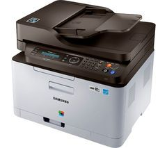 SAMSUNG Xpress C480FW All-in-One Wireless Laser Printer with Fax Best Price, Cheapest Prices