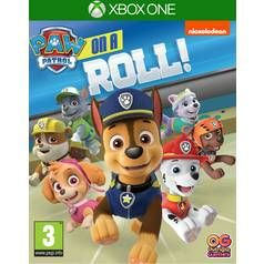 Paw Patrol: On A Roll Xbox One Game Best Price, Cheapest Prices