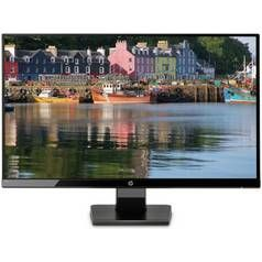 HP 27w 27 Inch FHD IPS Monitor - Black Best Price, Cheapest Prices