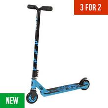 Airwalk Sonic Stunt Scooter - Blue/Black Best Price, Cheapest Prices