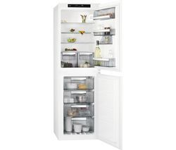 AEG SCE8181VNS Integrated 50/50 Fridge Freezer Best Price, Cheapest Prices