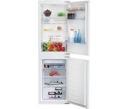 BEKO Pro BCFD150 Integrated 50/50 Fridge Freezer Best Price, Cheapest Prices
